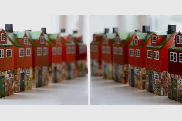 Røde huse